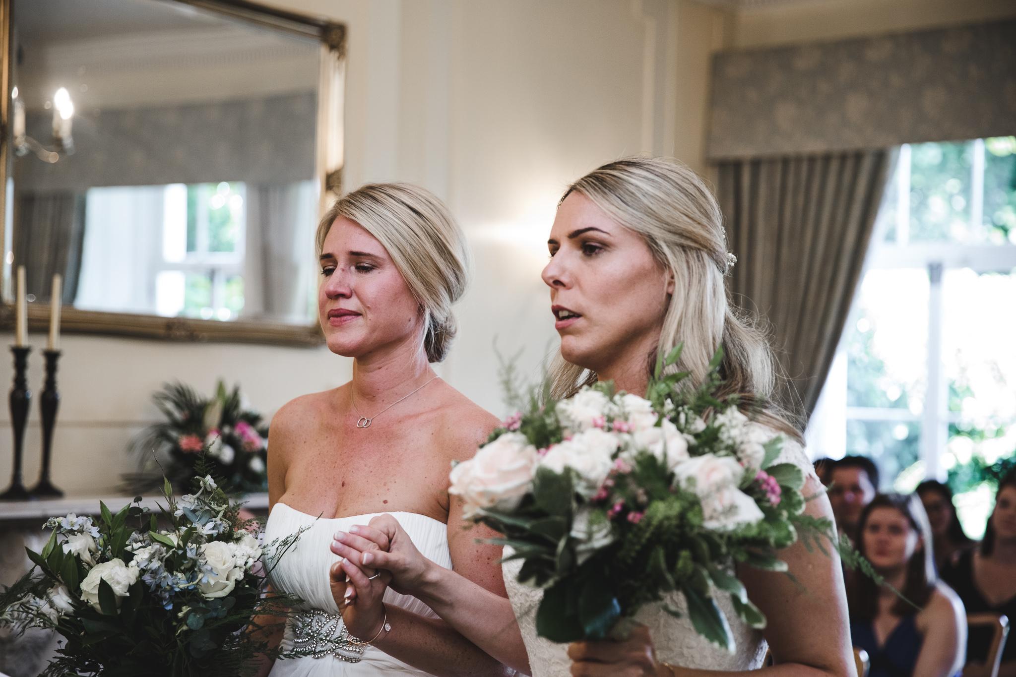 Sharon and Verity Wedding C366