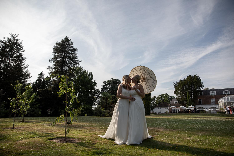 Sharon and Verity Wedding A222
