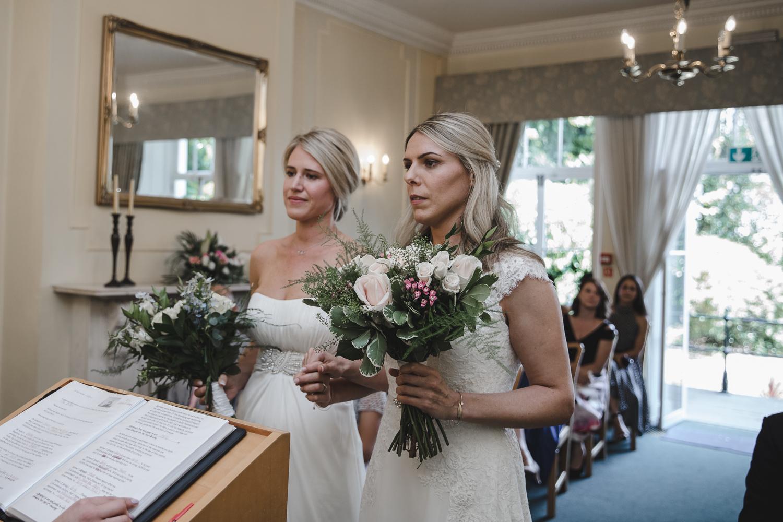 Sharon and Verity Wedding C296