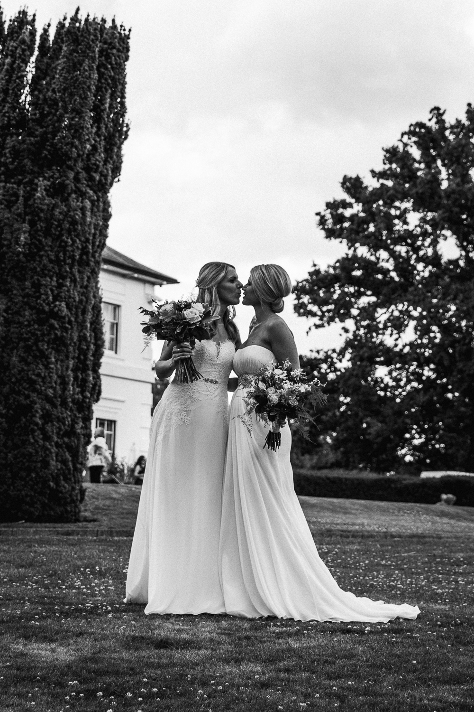 Sharon and Verity Wedding C807